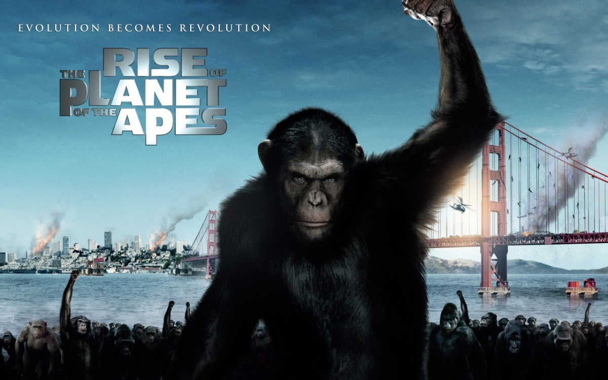 How could I write an essay on Rise of the Planet Apes?
