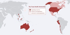 The Trans-Pacific Partnership Image courtesy of tppinfo.org