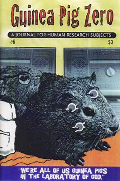 Guinea Pig Zero - a journal for professional guinea pigs Image courtesy of Guinea Pig Zero (guineapigzero.com)